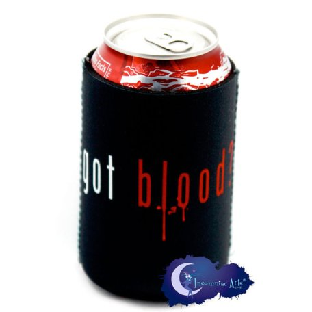Got Blood Can Holder