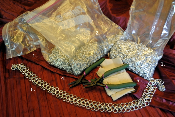 Chain Maille Kit