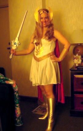 Costuming Sundays: She-Ra