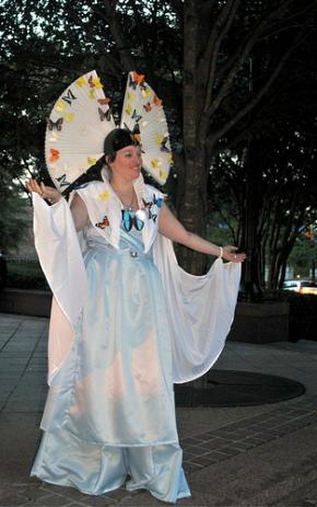 Costume Sunday: PrincessIrulan
