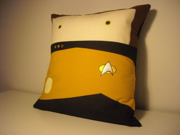 Data Pillow