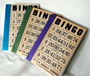 New Product Development: Bingo Books