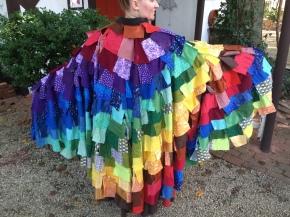 Costume Sunday: Gleeman'sCloak