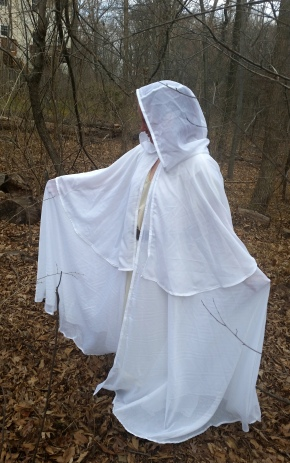 Costume Sunday: Ghost Cloak